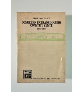 Crónica del Congreso Extraordinario Constituyente (1856-1857)