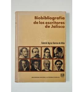 Biobibliografía de los escritores de Jalisco