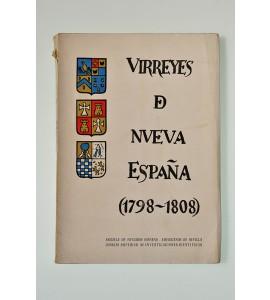 Los virreyes de Nueva España en el reinado de Carlos IV (ABAJO CH)