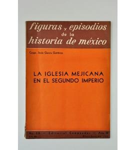 La iglesia mejicana en el segundo imperio