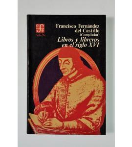 Libros y libreros en el siglo XVI (ABAJO CH)