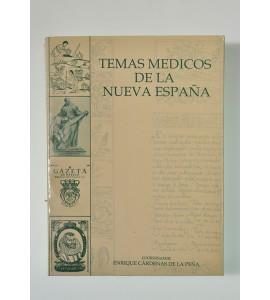 Temas médicos de la Nueva España (ABAJO CH) *