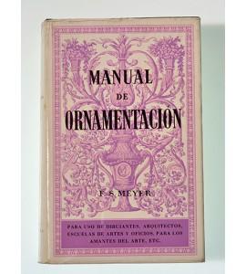 Manual de ornamentación*