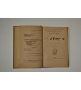 Fin d'Empire