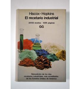 Recetario industrial *