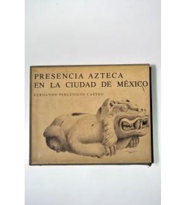 Presencia azteca en la Ciudad de México