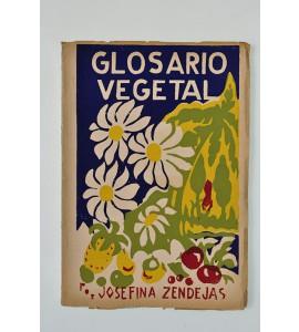 Glosario vegetal. Lecturas para jóvenes *