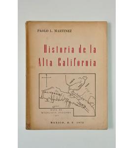 Historia de la Alta California *