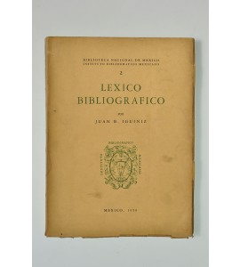 Léxico bibliográfico