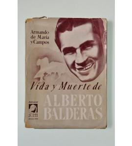Vida y muerte de Alberto Balderas