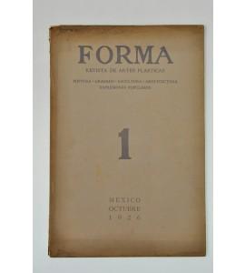 Forma. Revista de artes plásticas