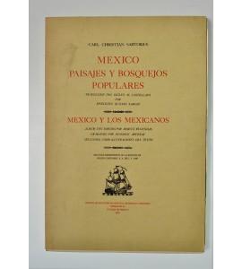México, paisajes y bosquejos populares / México y los mexicanos