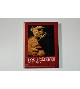 Los hombres de piedra. Escultura olmeca.