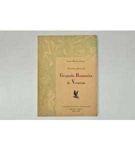 Sonetos para la Geografía Romántica de Veracruz