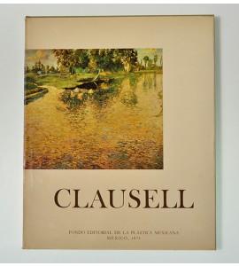 Joaquín Clausell. Óleos y murales. (ABAJO)