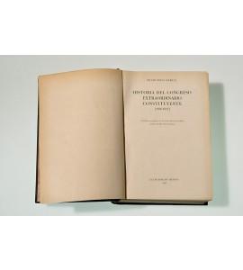 Historia del Congreso Extraordinario Constituyente [1856-1857]