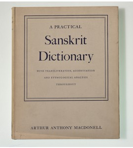 A practical sanskrit dictionary *