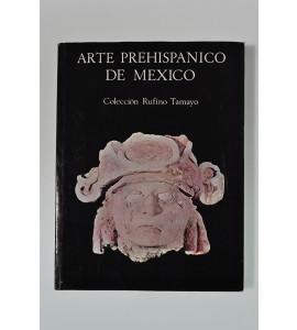 Arte prehispánico de México.