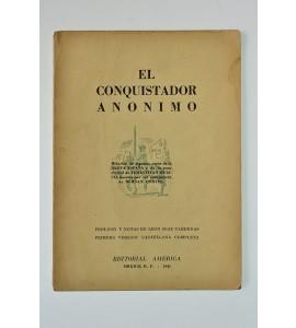El conquistador anónimo