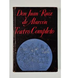 Teatro completo de Juan Ruiz de Alarcón