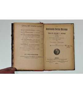 La Constitución Política Mexicana *
