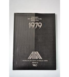 Anuario de arquitectura mexicana 1979