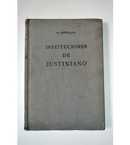 Instituciones de Justiniano *