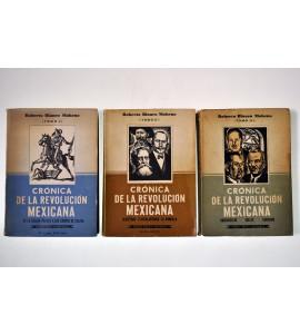 Crónica de la revolución mexicana