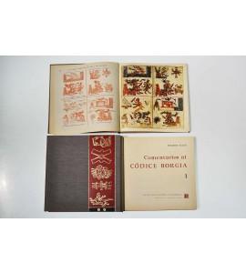 Comentarios al Códice Borgia