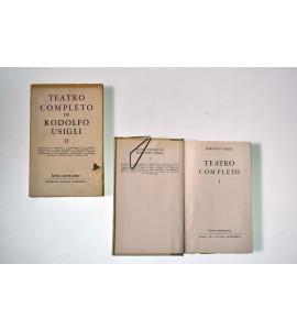Teatro completo de Rodolfo Usigli