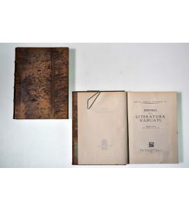 Historia de la literatura Nahuatl (ABAJO CH) *