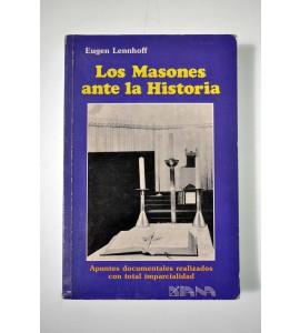Los masones ante la historia