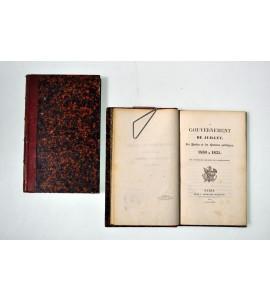 Le Gouvernement de Juillet les partis et les hommes politiques 1830 - 1835