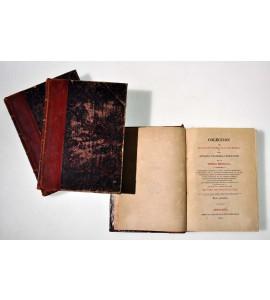 Colección de documentos eclesiásticos de México o sea Antigua y moderna legislación de la Iglesia Mexicana.
