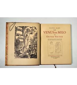 La Venus de Milo et Olivier Voutier