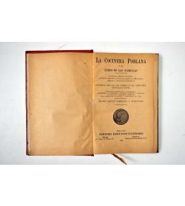 La Cocinera Poblana o El libro de las familias