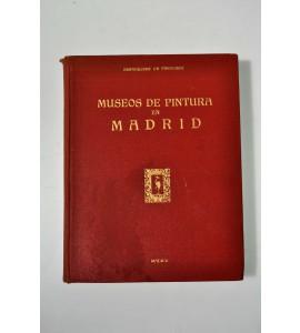 Museos de pintura en Madrid