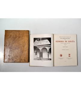 Repertorio de arquitectura del Mediodía de España