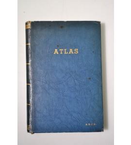 Petit atlas universel de géographie ancienne et moyen age et moderne et de géographie sacrée.