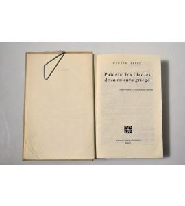 Paideia: los ideales de la cultura griega