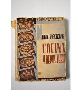 Manual práctico de cocina y repostería *