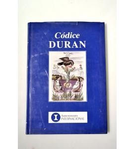 Códice Duran *