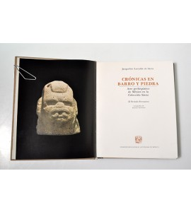 Crónicas en barro y piedra. Arte prehispánico de México en la Colección Sáenz. El periodo formativo.