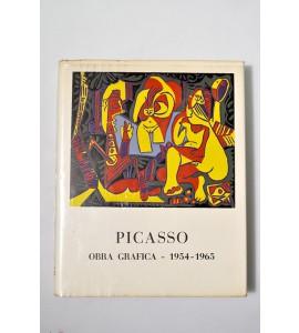 Picasso. Obra gráfica 1954-1965