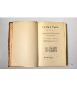 Diccionario de aztequismos o sea Catálogo de las palabras del idioma náhuatl, azteca o mexicano, introducidas al idioma castellano bajo diversas formas.