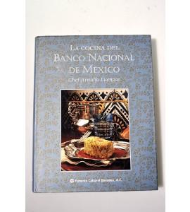 La cocina del Banco Nacional de México (ABAJO) *