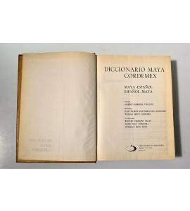 Diccionario maya cordemex. Maya-español / Español-maya. **