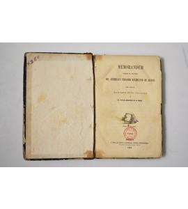 Memorandum sobre el proceso del Archiduque Fernando Maximiliano de Austria / Defens del Archiduque de Austria