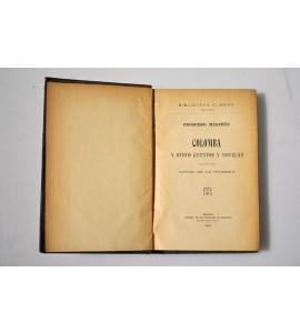 Colomba y otros cuentos y novelas