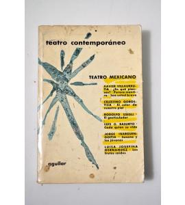 Teatro mexicano contemporáneo